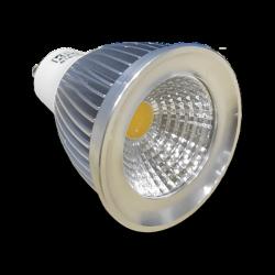 Lámpara LED GU10 6W