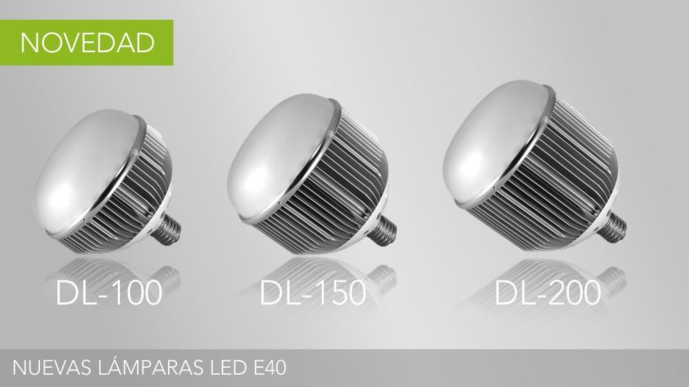 Lamps DL E40