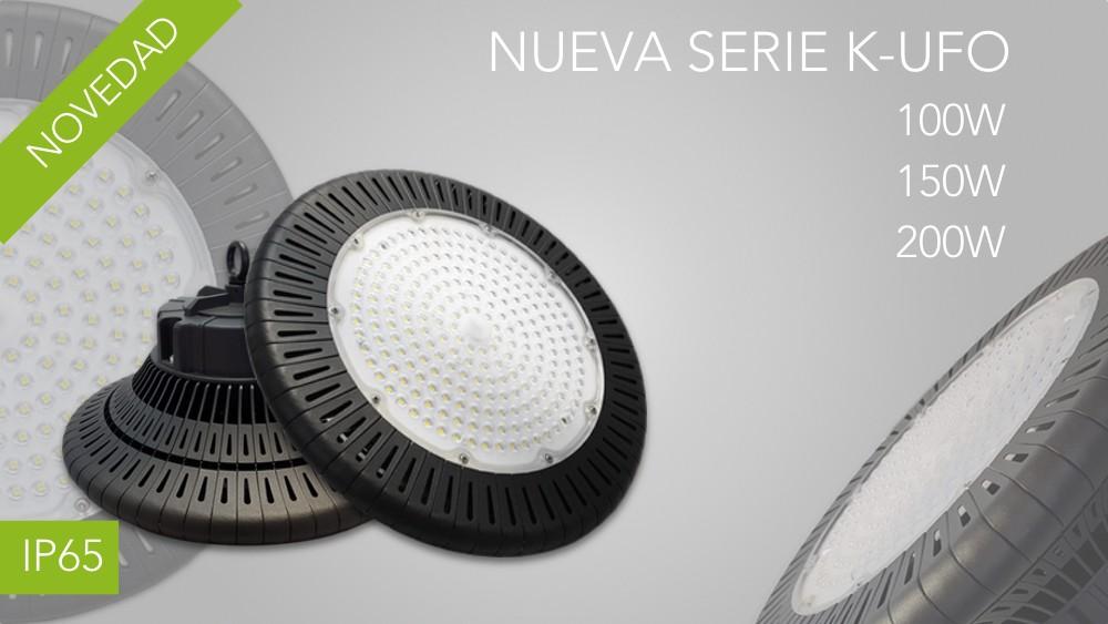 Lámparas K-UFO