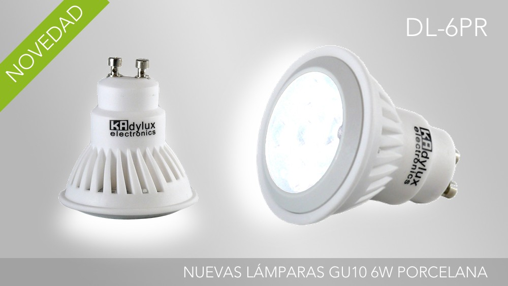 LED Lamp DL-6PR