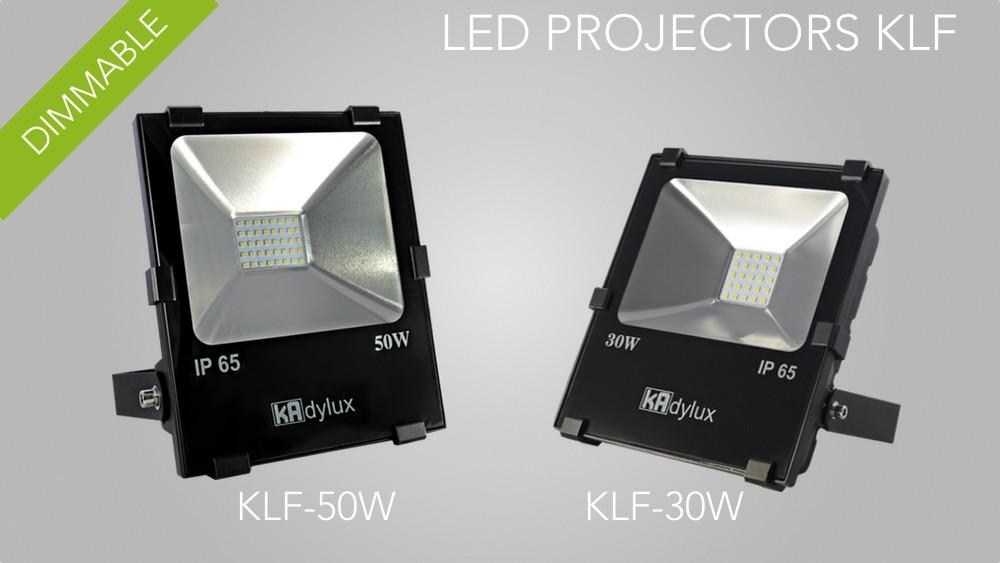 LED Projectors KLF